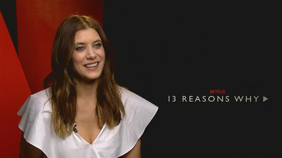 How 13 Reasons Whys Kate Walsh Got Into The Mindset Of A Grieving