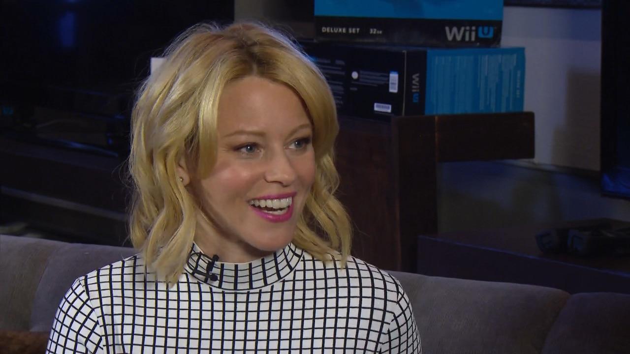 "Elizabeth Banks Talks Making Fun of Jennifer Lawrence: ""She Can Handle It"""
