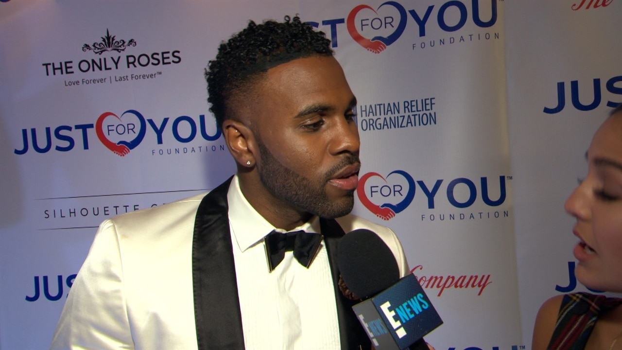 Jason DeRulo Says His Huge Bulge Was CGI\u0027d Out of HisCats