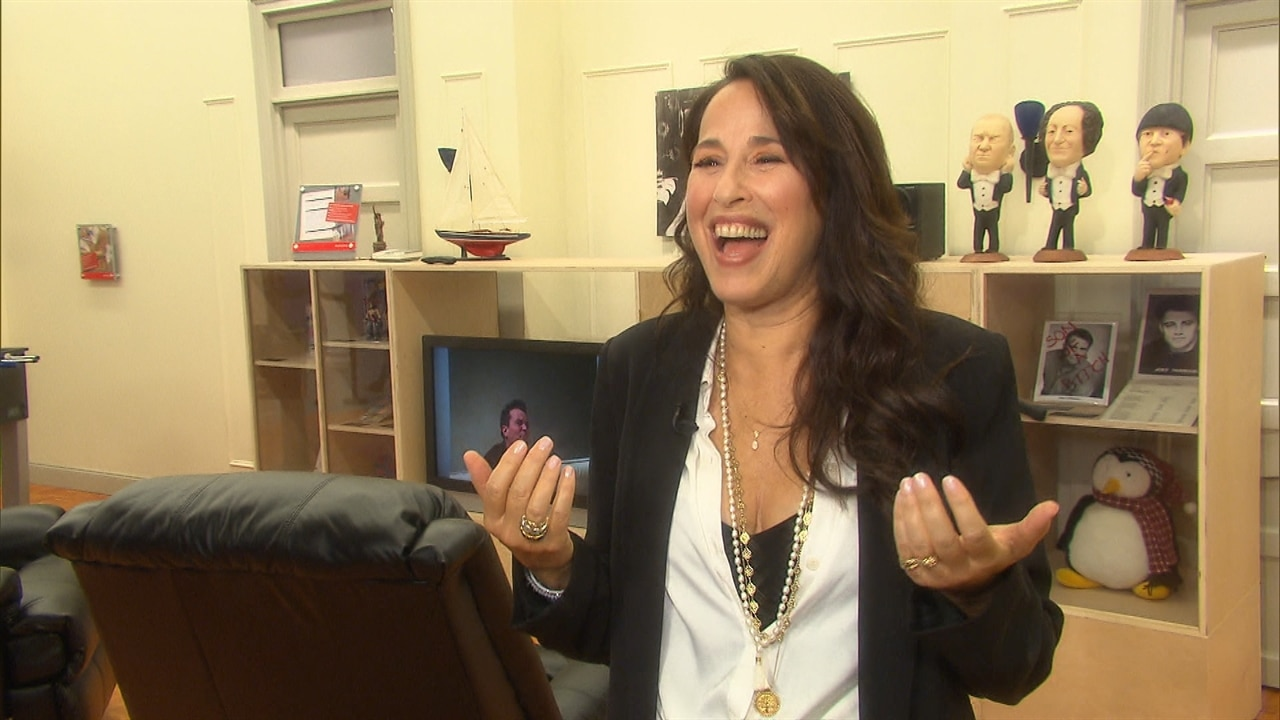 What Makes Janice's Laugh on Friends So Memorable? Maggie Wheeler Has a Theory