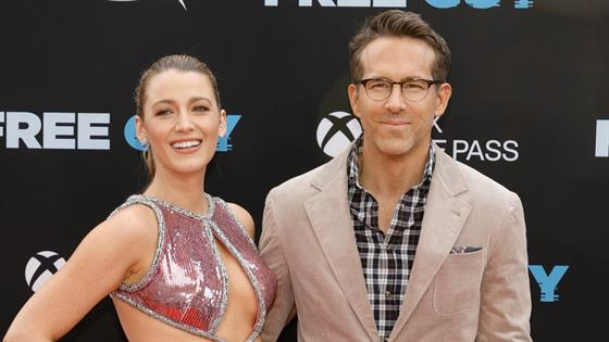 Blake Lively Trolls Ryan Reynolds After His Major Career News - E! Online