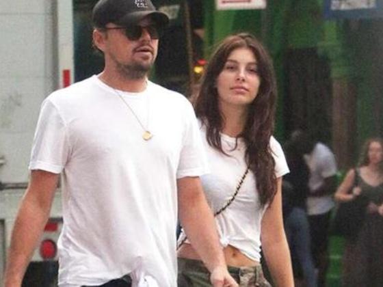 Mira a Leonardo DiCaprio hacer lo que todos los novios hacen