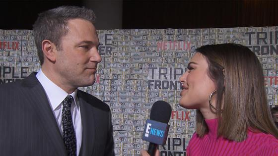 Ben Affleck Discusses Jennifer Garner, Sobriety and That Back Tattoo