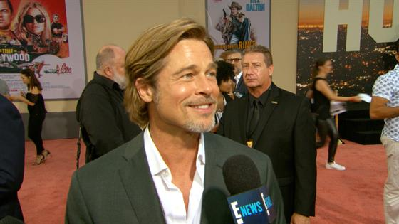 Brad Pitt Talks Struggles With Drinking & Life Lessons He's Learned