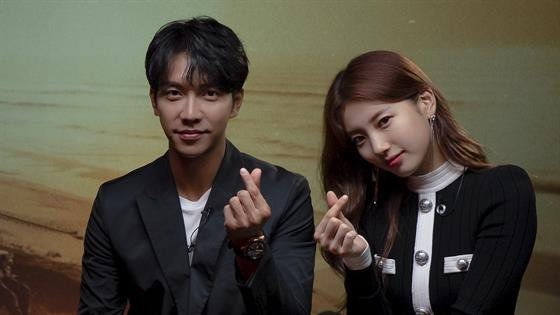 Exclusive: Vagabond with Lee Seung Gi and Suzy Bae | E! K-Popping