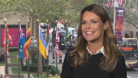 Savannah Guthrie Talks Baby Boom at