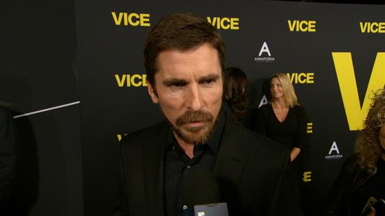 Christian Bale: Trump thought I was Bruce Wayne