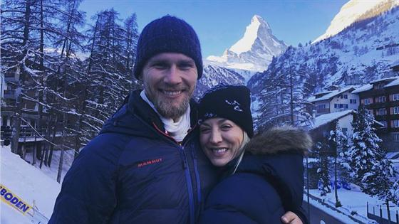 Kaley Cuoco Finally Gets Her Dream Honeymoon With Karl Cook