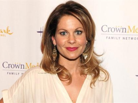 Candace Cameron Bure Got Run Over By Brother Kirk's Go-Kart