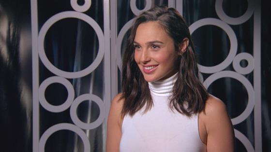 Gal Gadot's Baby Girl Meets Mom's Fast & Furious Co-Star ...