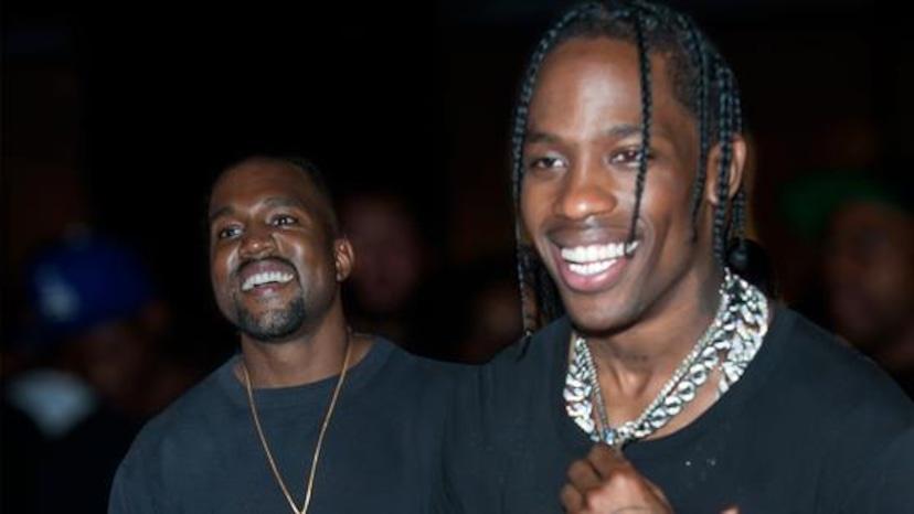 Kanye West Drops Wash Us In The Blood Video With North Travis Scott E Online Deutschland
