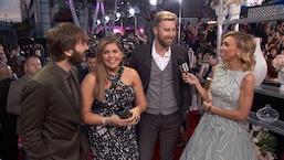 Lady Antebellum Singer Rips Pants at 2015 People's Choice