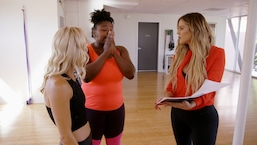 Khloe Kardashian Surprises Shayla With Her DNA Results