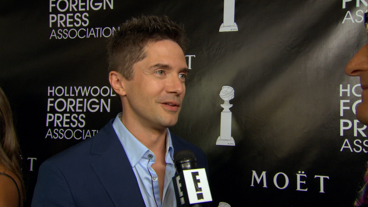 Topher Grace Is Married! That '70s Show Star Weds Ashley Hinshaw in Private  Ceremony | E! News