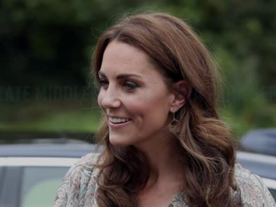 Kate Middleton está lista para ser reina