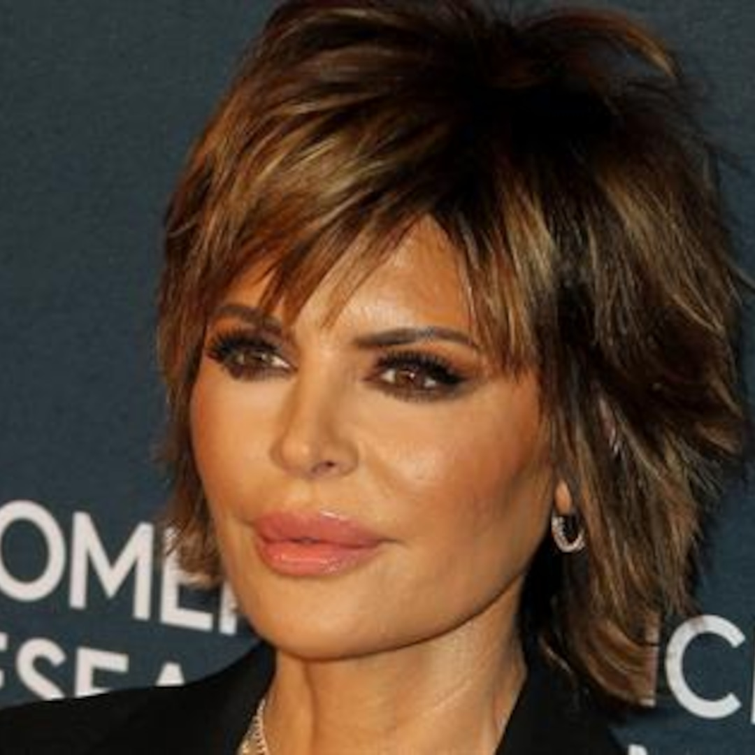 Lisa Rinna Discusses Daughter Amelia's Romance With Scott Disick