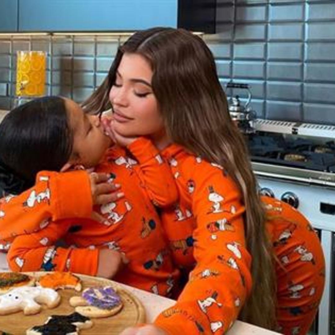 Kylie Jenner's Daughter Stormi Reveals Halloween Costume