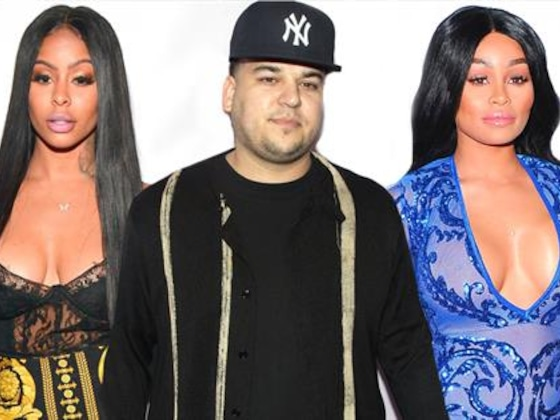 Rob Kardashian Enjoys Date Night With Alexis Skyy