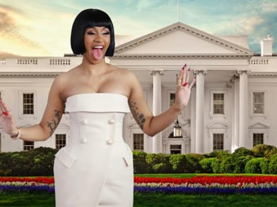 Cardi B's Latest IG Rant Has Govt. Officials Shook