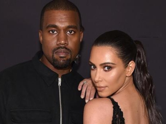 Kim Kardashian Freaks Out Over Kanye West's 112 Surprise