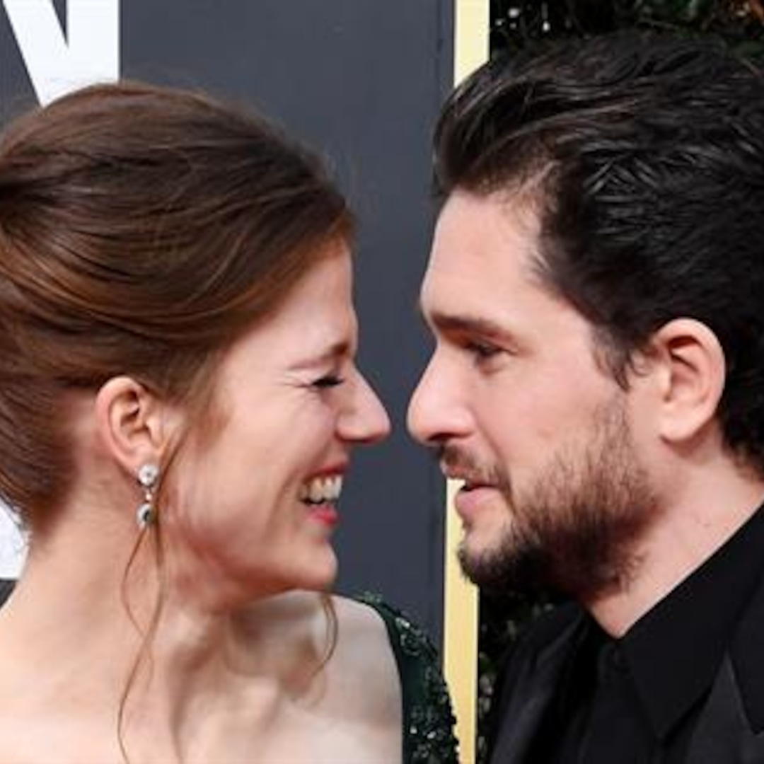 """GoT"" Stars Kit Harington & Rose Leslie Welcome Baby thumbnail"