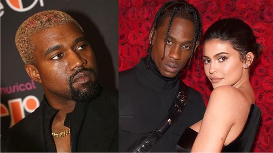 Kylie Jenner Defends Travis Scott Amid Drama With Kanye West  0dba8b79c772