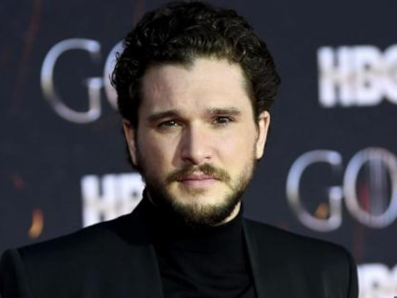 Kit Harington Has a