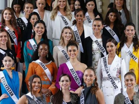 ¿Quiénes se destacaron en la competencia preliminar del Miss Universo 2018?