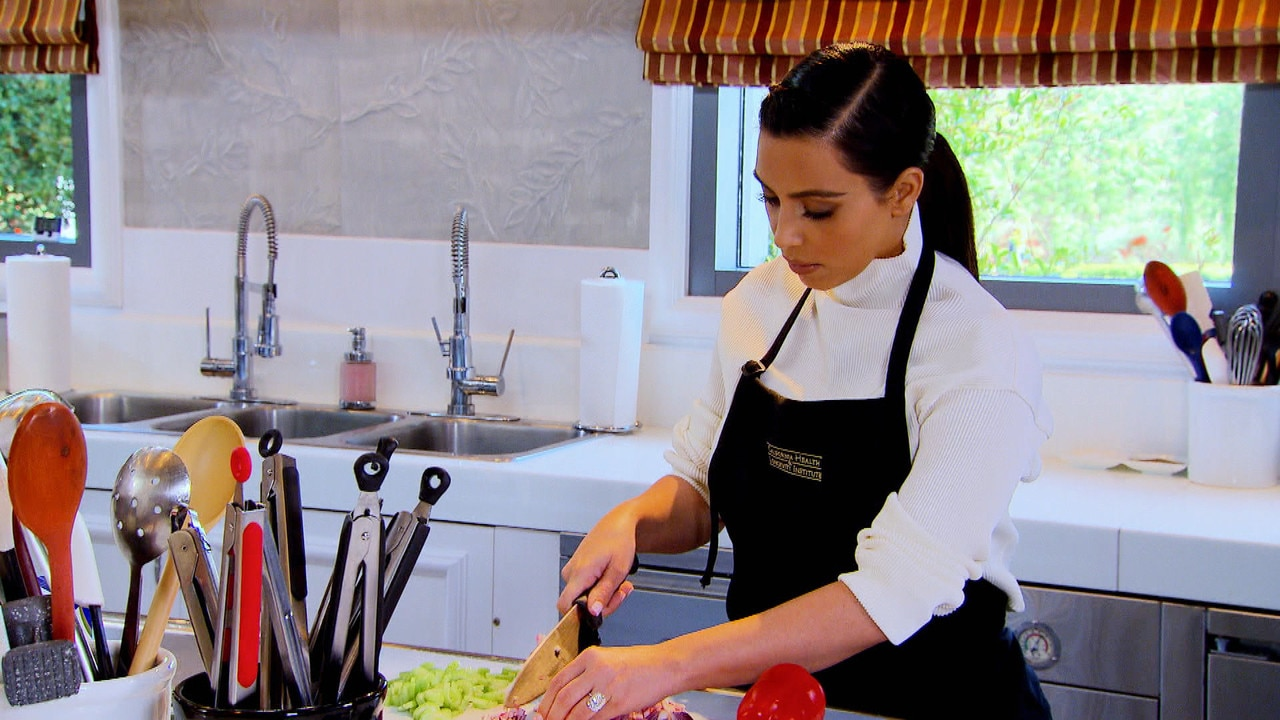 Best Home Cctv >> Can Bruce Jenner and Kim Kardashian Learn to Cook? | E! News