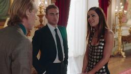 Princess Eleanor Meets Jasper's Father