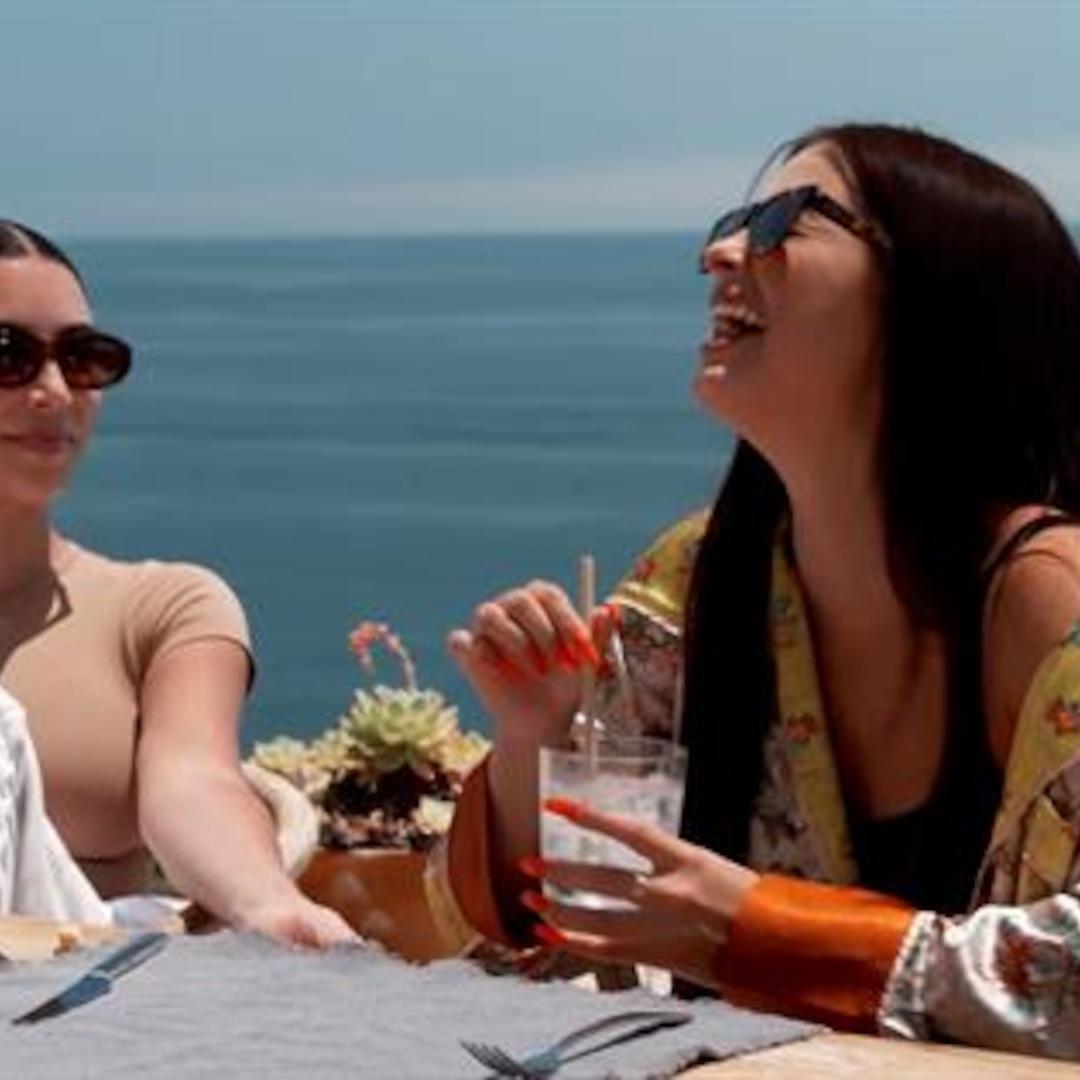 Just How Close Are Kourtney Kardashian & Addison Rae?