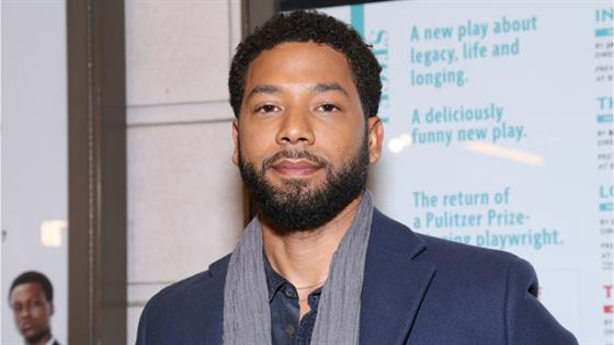 'Empire' Cast Member Jussie Smollett Attacked with Noose, Bleach