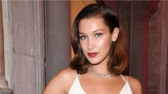 """Bella Hadid Accuses IG of """"Bullying"""" For Removing Post - E! Online"""