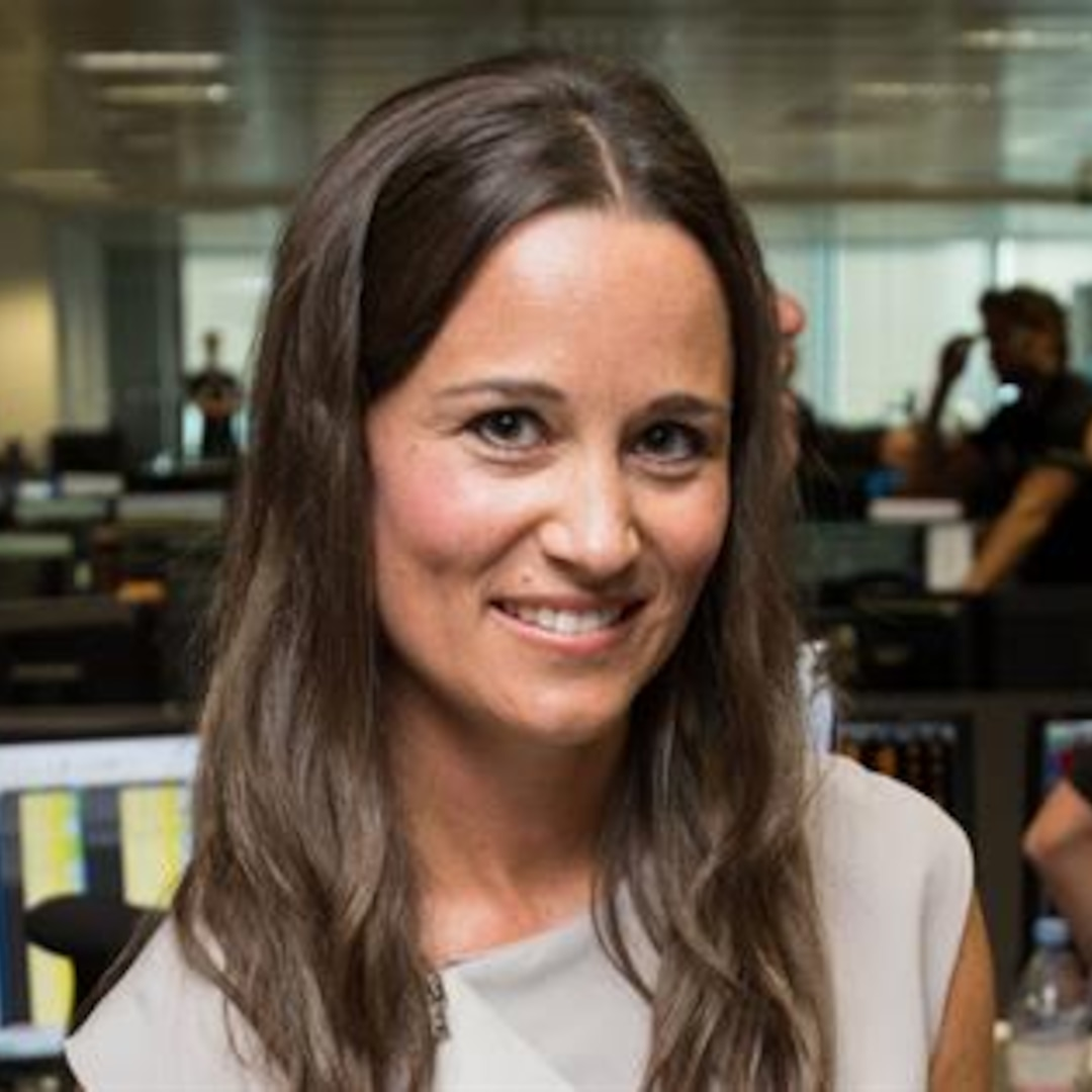 Pippa Middleton Gives Birth to a Baby Girl