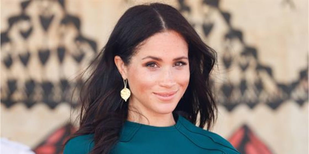 Meghan Markle Receives Love From Royals on Her 40th Birthday - E! Online.jpg