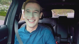 Tyler Henry Plays a Hilarious Guessing Game With His Mom
