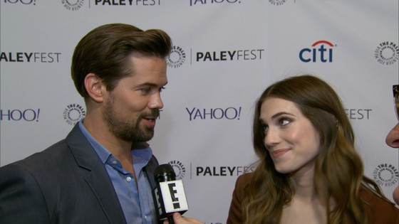 Allison Williams On How To Enjoy Filming Sex Scene Involving Your Butt  E News-3459