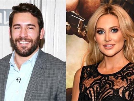 Stephanie Pratt & Derek Peth Spark Romance Rumors