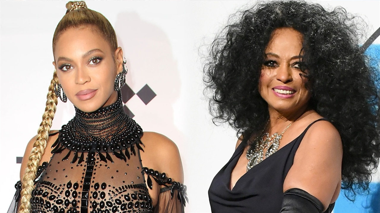 Beyonce Serenades Diana Ross At Her 75Th Birthday Party  E News-1350