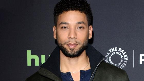 Jussie Smollett Returns to Stage in Hollywood and Addresses His Attack