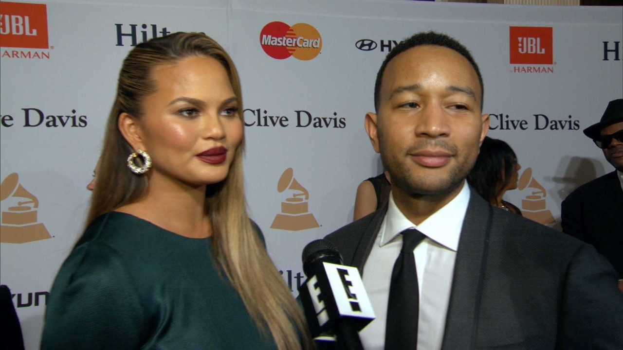 pics Chrissy Teigen Chose the Sex of Her Baby During IVF —and Somehow, Her Haters Think That's NotOK