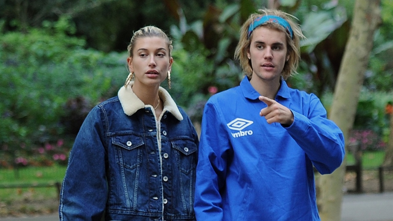 Hailey Bieber Shares Sweet Photos With Justin Bieber on 1st Wedding Anniversary