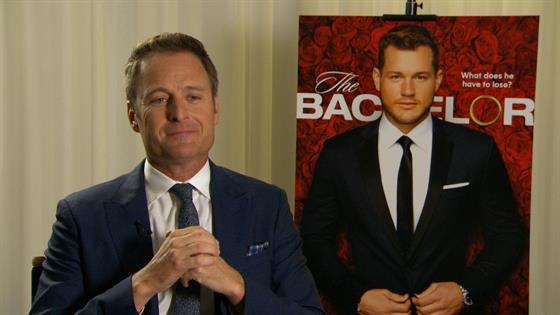 Chris Harrison Talks About the New Contestants on