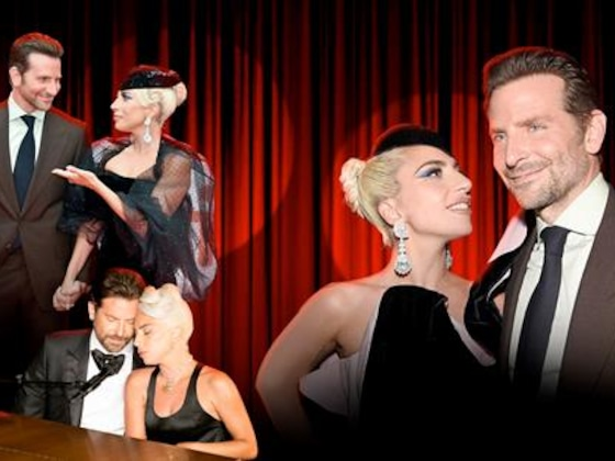 Bradley Cooper's Birthday Message to Lady Gaga