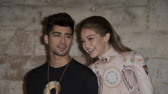 ¡Reconciliados! Gigi Hadid y Zayn Malik volvieron a apostar por el amor