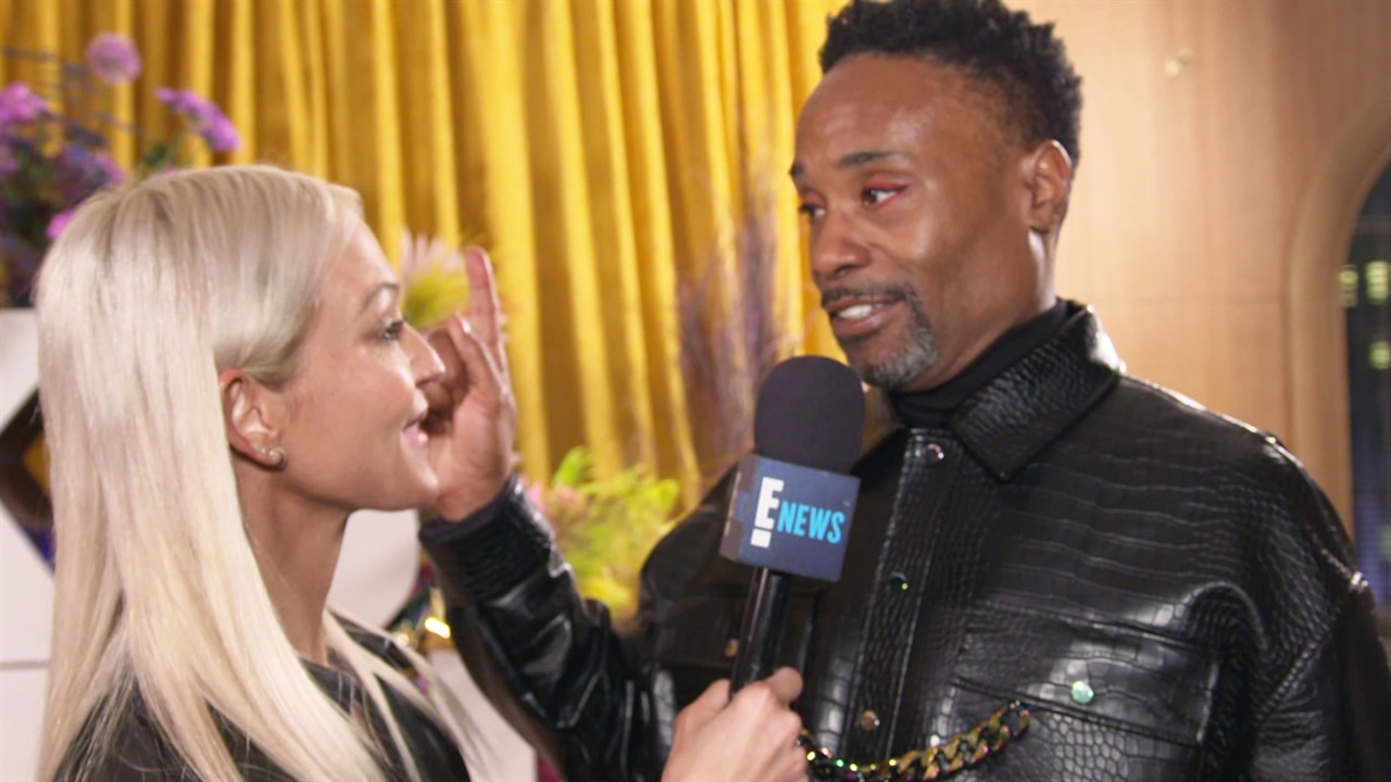 Billy Porter on 1 Thing He Dislikes About Fashion