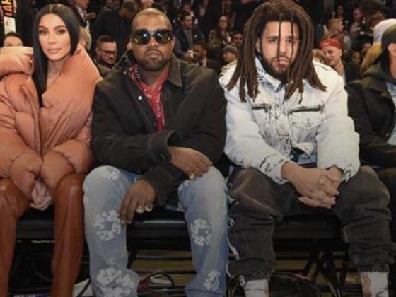 La cita de Kim Kardashian y Kanye West en la NBA