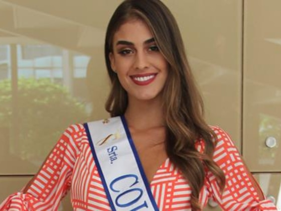 Mamá de Miss Colombia