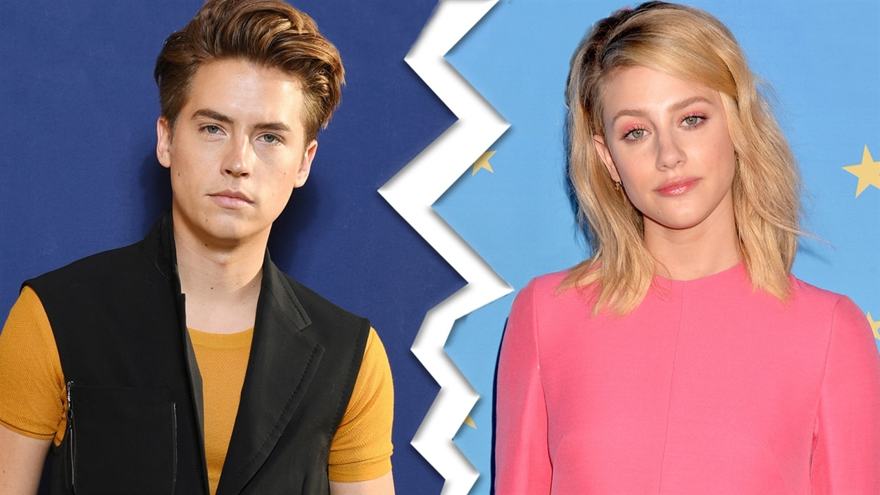 Riverdale's Cole Sprouse and Lili Reinhart Break Up After 2 Years of Dating