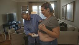 Kelsey Shocked by Her Body Fat Percentage